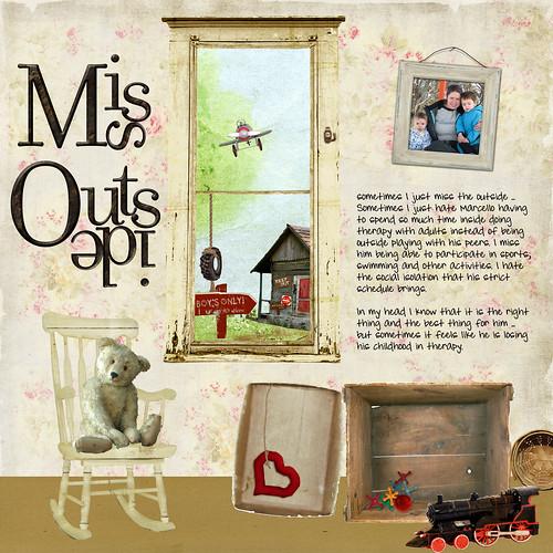 Miss Outside