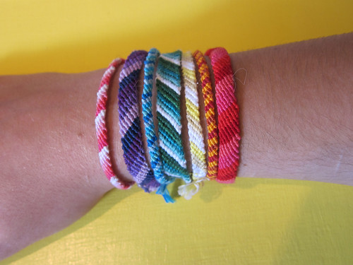 Too Many Friendship Bracelets