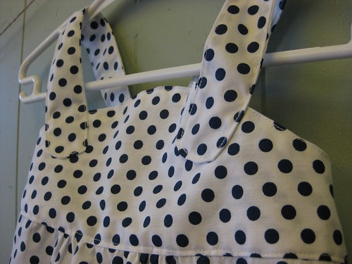 Front Baby Dress