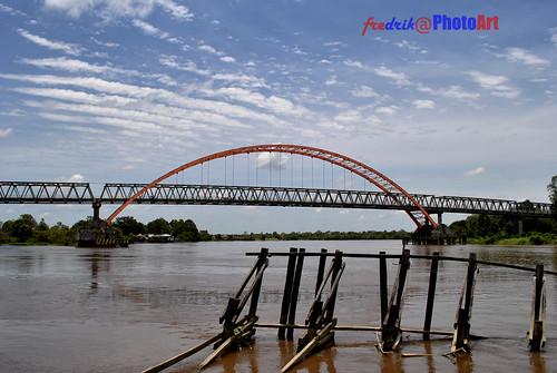 jembatan kahayan 1