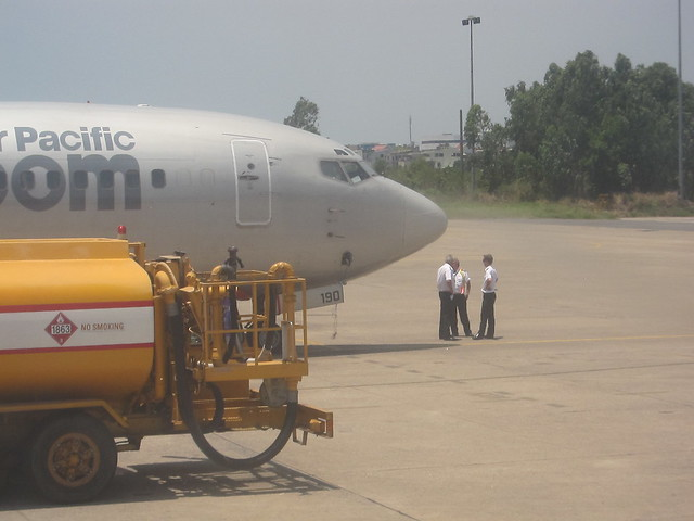 Asean Adv! HKG-KUL-SGN-DAD-HAN-LPQ-XNH-VTE-BKK-HKG — Trip Reports Forum   Airliners.net