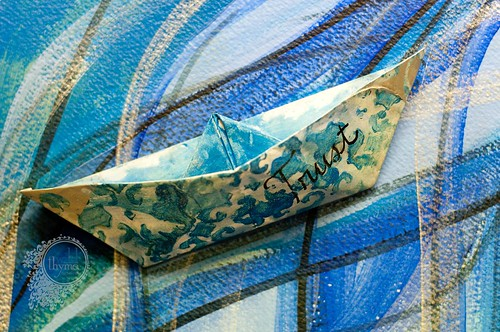 Trust is a paper boat