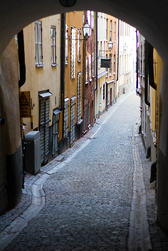 Stora Hoparegränd, Gamla Stan, Stockholm
