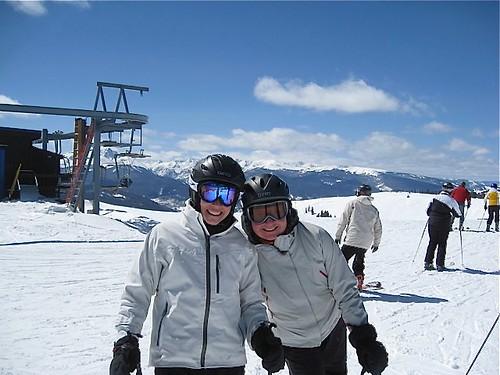 Lauren and Jess