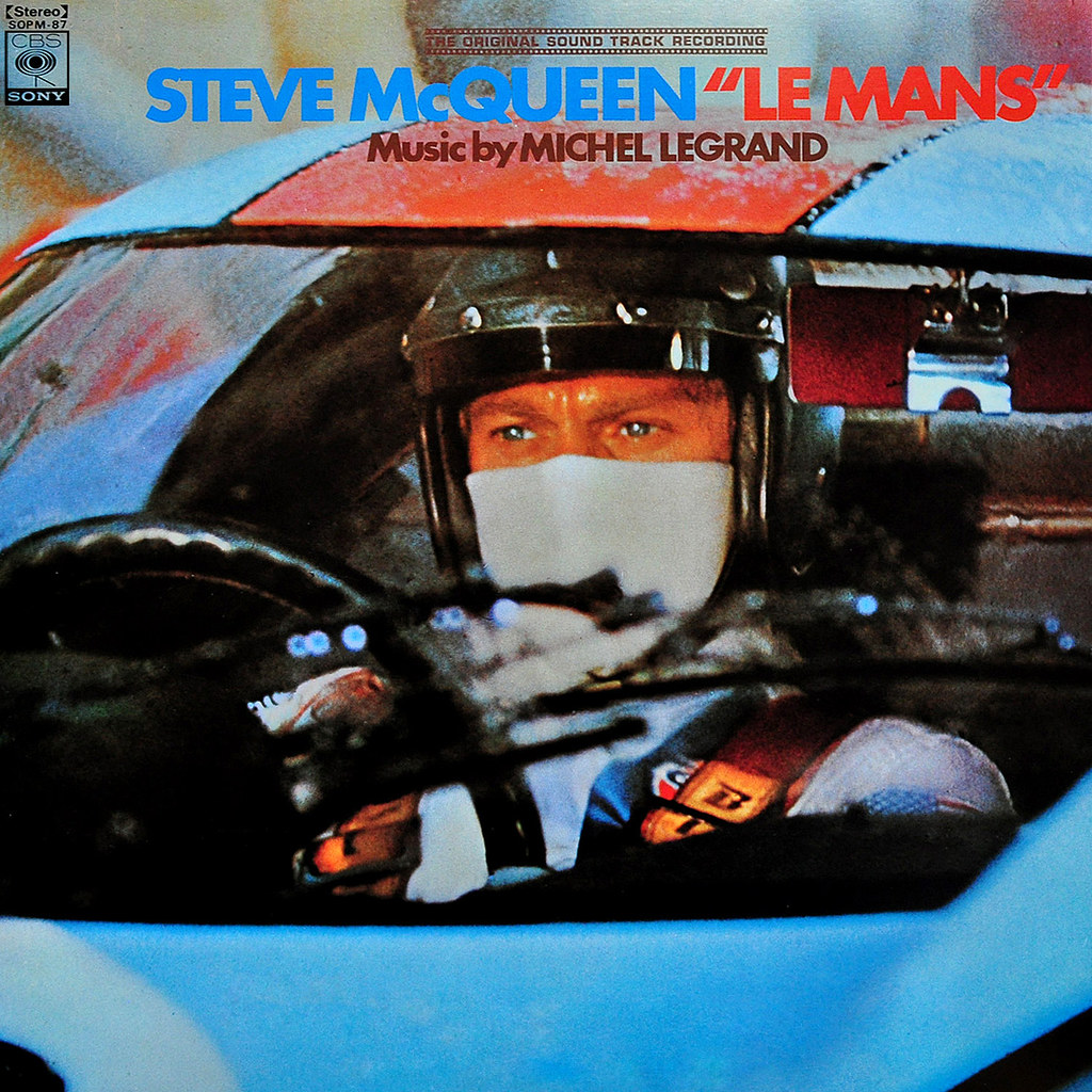 Michel Legrand - Le Mans