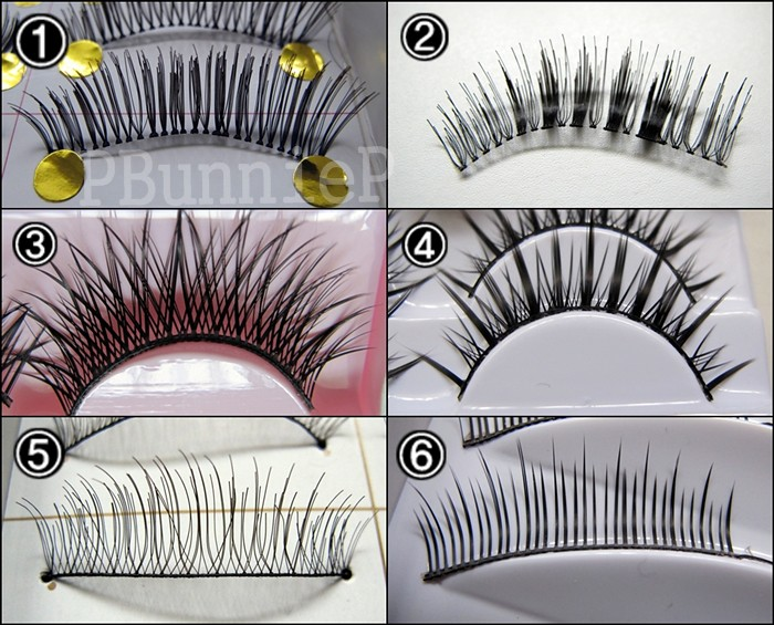 False lash mix