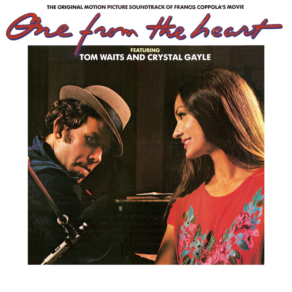 Tom Waits - One from the Heart