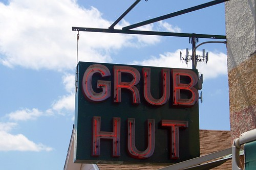 the Grub Hut