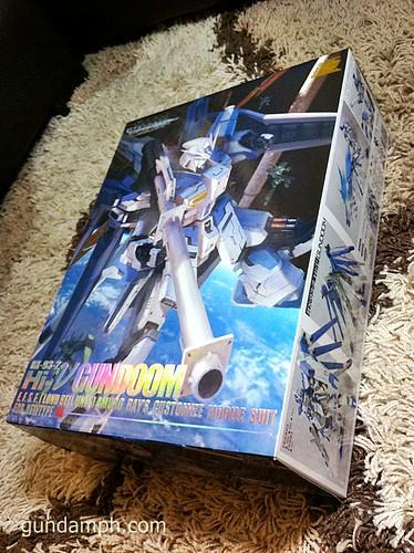 Building MC RX-93-2 Hi Nu Gundoom Gundam (1)