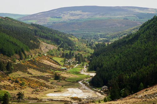 Glendalough : the Valley of the Two Lakes by Ian Keegan