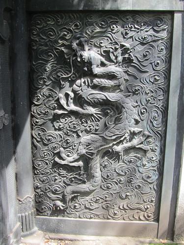 Tokugawa graves at Zojyoji