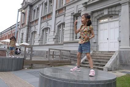 【Video】小學一年級的她們愛跳健康操(6.9ys)