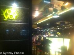 Yok Yor Thai Food Factory, Haymarket