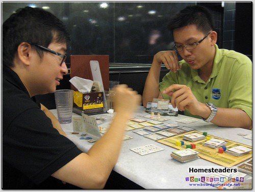 BGC Meetup: Homesteaders