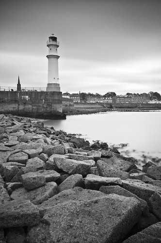 Lighthouse Low Tide 2