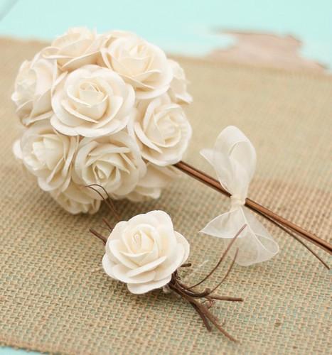 unique bride bouquet 5