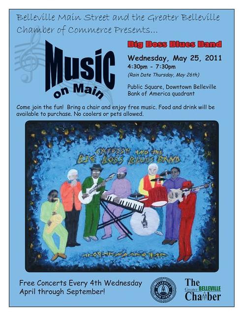 Music On Main 5-25-11