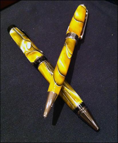 american wood pens tuscan sun