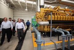 El+Presidente+Calder%C3%B3n+durante+la+Inauguraci%C3%B3n+de+la+planta+Biogas+de+Ju%C3%A1rez
