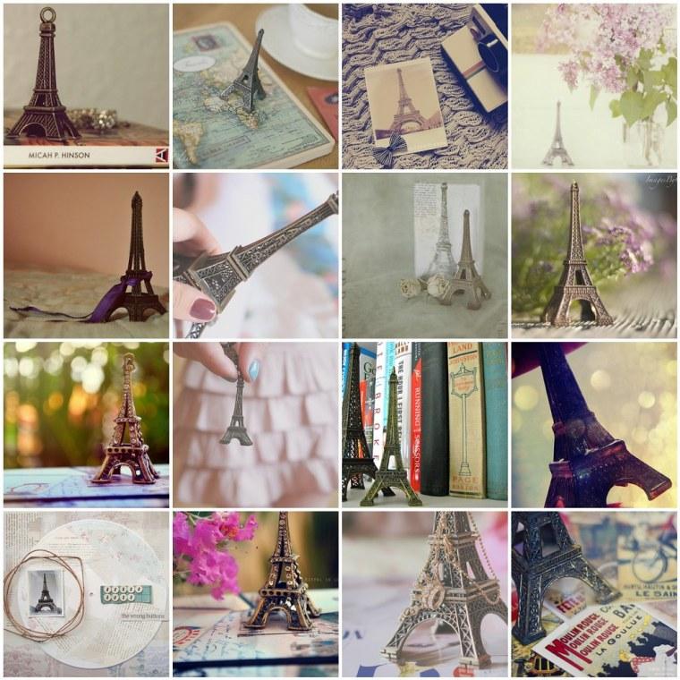 My inspiration. Eiffel Tower. TILT