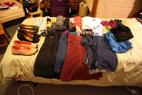 The Packing Process