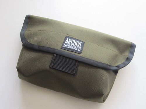 Archive - Large Hip Bag by Archive Victor