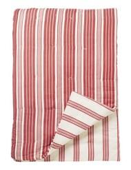 ticking stripe quilt toast uk