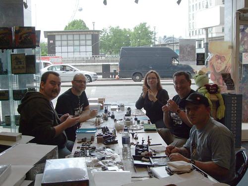 Platoon Britannica Painters Meetup