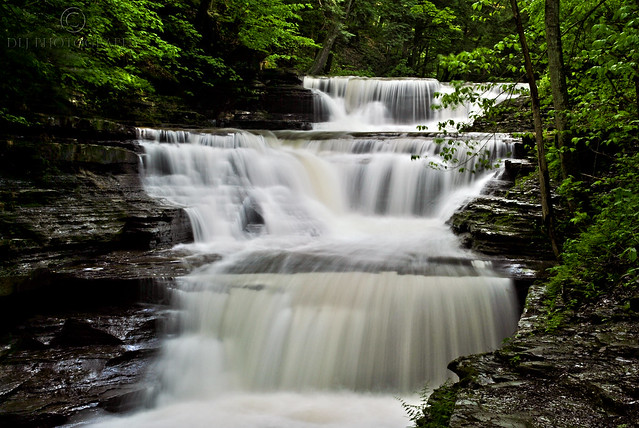 Buttermilk Falls State Park (3/4)