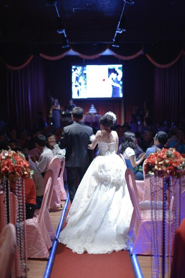 {婚禮攝影} 建元&秀娟 屏東和樂宴會館。屏東婚禮紀錄 @ 高雄婚攝。屏東婚攝。麥克阿攝婚禮紀錄。諾曼蒂婚攝 ...