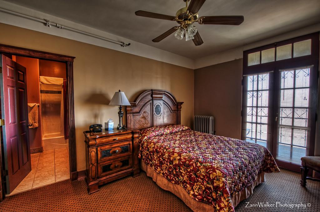 Jerome Grand Hotel Balcony Room