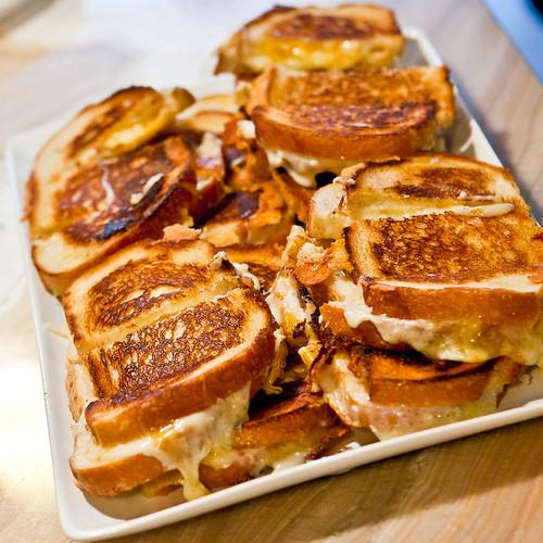 Hog Island Grilled Cheese
