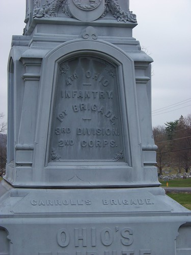 4th Ohio Infantry Carroll's Brigade (4)