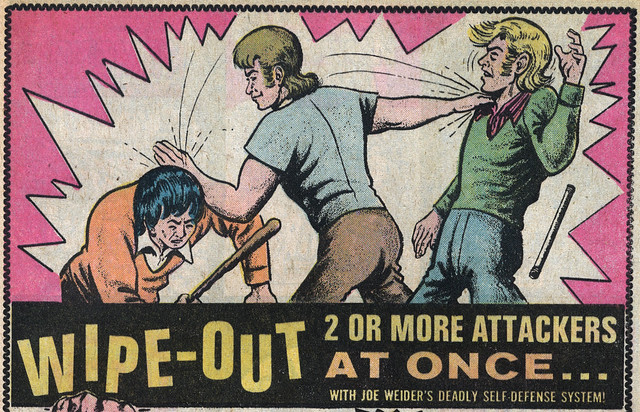 Wipe Out 2 or More Attackers AT ONCE…