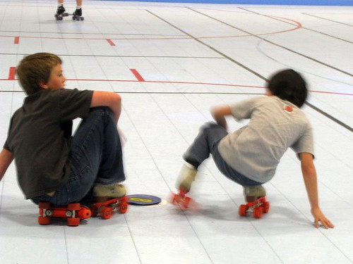 COOL Rollerskating Fun