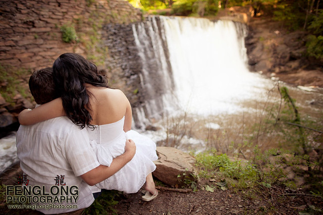 Elizabeth & Greg's Engagement Session | Smith Plantation + Roswell Mill | Atlanta Wedding Photographer