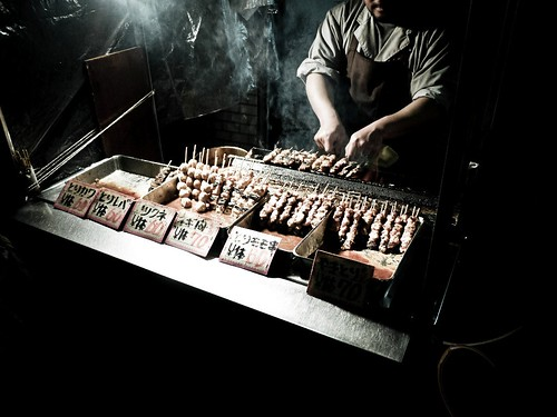 are you hungry for some yakitori