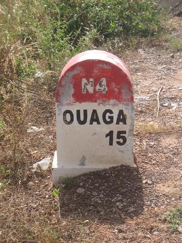 En route vers Ouaga