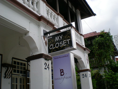 MyCloset, Bangkok Lane