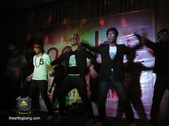 Big Bang cover group performs in Ongaku Gayo