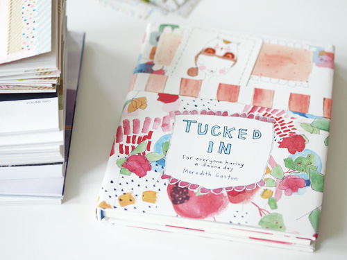 Tucked In: Book By Meredith Gaston