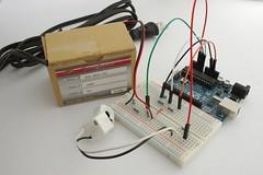 Power meter /w Arduino
