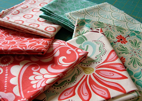 Fabric from Kristie