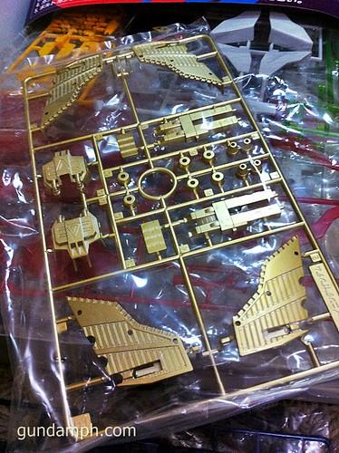 Building 1-60 Shining Gundam HGEX (3)