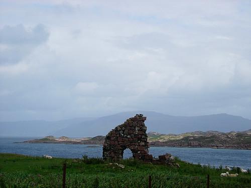Iona-ruin