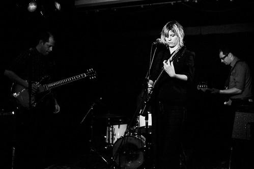 Sarah Hallman @ Club Saw