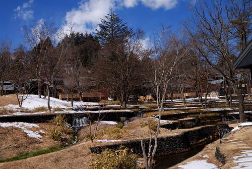 虹夕諾雅-庭園