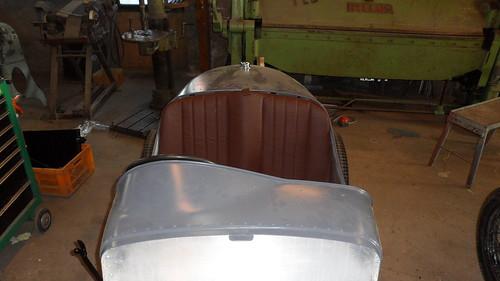 Austin Seven JA27