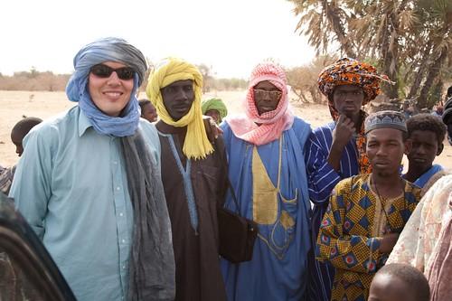 Fulani friends
