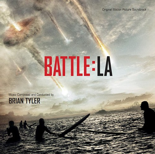 Robbey Battle Los Angeles World Invasion Movie